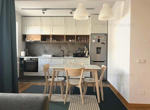 Apartament 3 camere, S-74mp., parcare, bloc nou, Grand Hotel Italia - imaginea 1