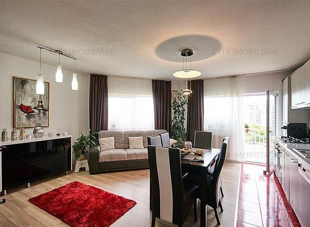 Apartament 2 camere, mobilat, utilat, 2/4, Buna Ziua - imaginea 1