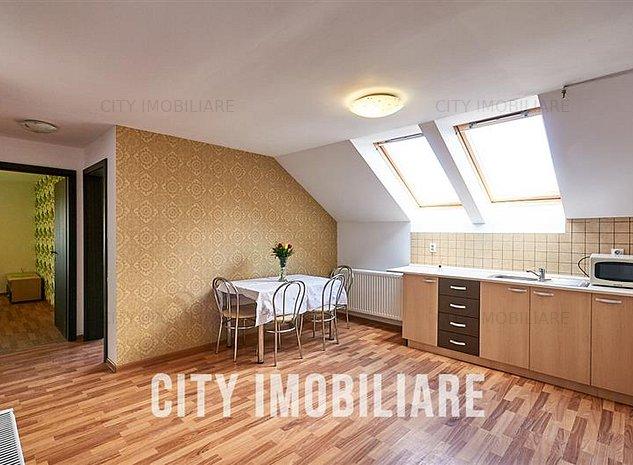 Apartament 4 camere, S-100 MP, Parcare cu CF, Buna Ziua - imaginea 1