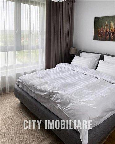 Apartament 3 camere Lux, S-75 mp + balcon, Park Lake, zona Iulius Mall - imaginea 1