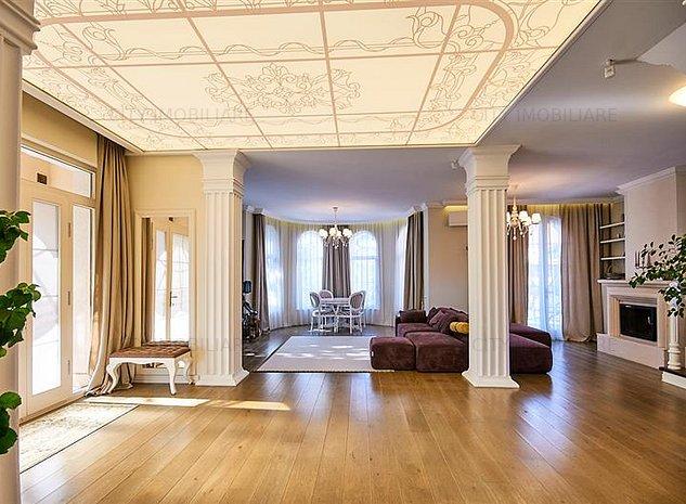 Casa individuala cu 4 camere, superfinisata LUX, in Andrei Muresanu - imaginea 1