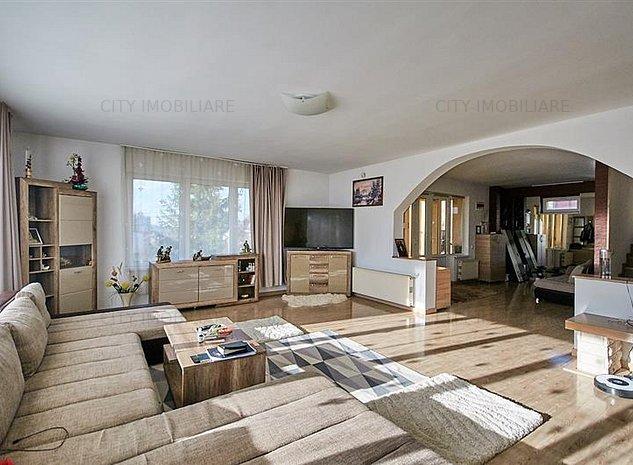 Casa cu 7 camere, S-460 mp, teren 1000mp., Zorilor - imaginea 1