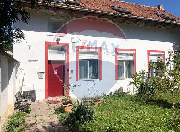 Casa / Vila pretabila birouri in zona Afi - imaginea 1