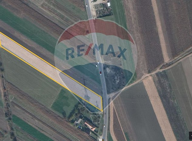 Teren 8,100mp Brasov / Calea Feldioarei - imaginea 1