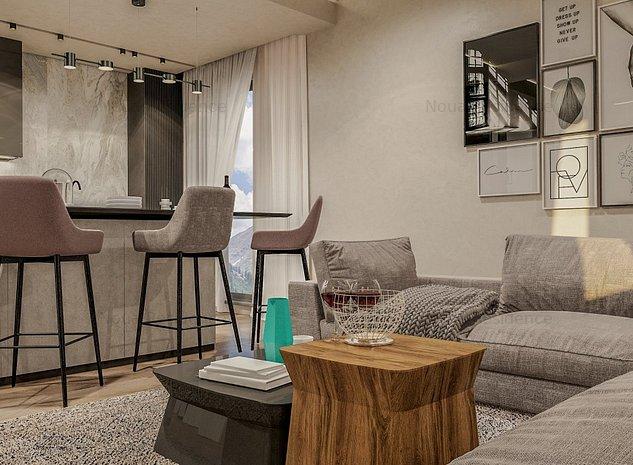 Apartament tip studio, Noua Residence, Strada Nucului - imaginea 1