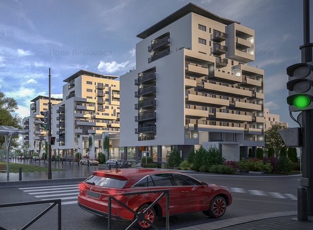 Spatiu de birouri situat in Complexul Noua Residence - imaginea 1