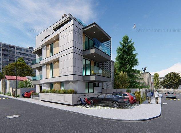 Studio Penthouse - Stefan cel Mare Metrou, Parcul Circului, Loc parcare - imaginea 1
