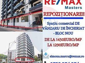 Vânzare spaţiu comercial în Suceava, Central