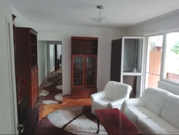 Apartament 3 camere, 65 mp, decomandat, zona Pietei Hermes, cartier Gheorgheni - imaginea 1