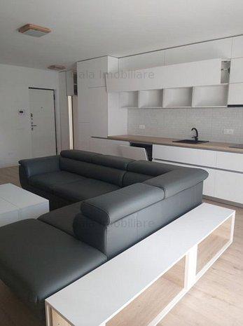 Apartament 2 camere, 58 mp, parcare, etaj intermediar, zona OMV-Calea Turzii - imaginea 1