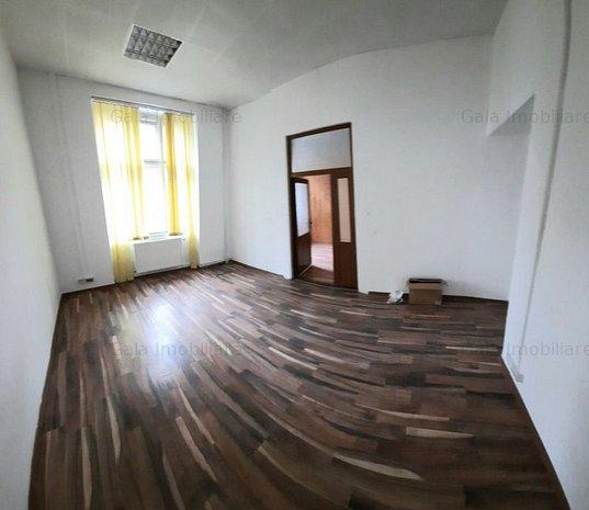 Spatiu birou, 82 mp, finisat,3 incaperi, in Centru-Calea Dorobantilor - imaginea 1