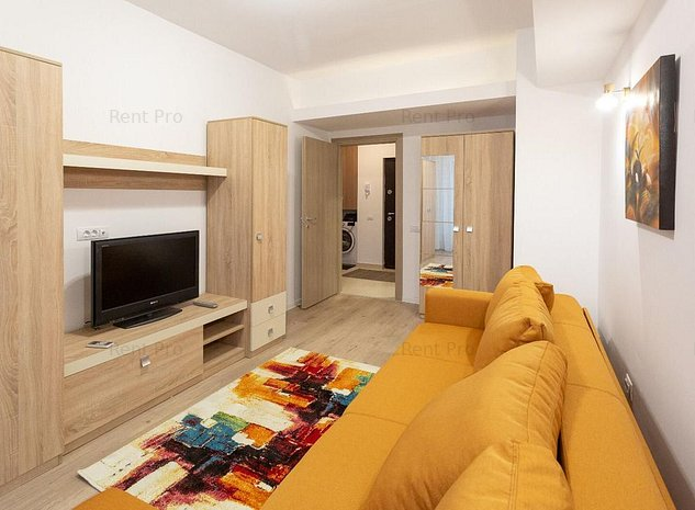 Apartament 2 Camere 55mp si Parcare Novum 5 min Metrou zona Grozavesti - imaginea 1