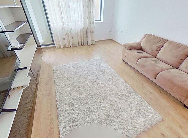 2 Camere 60mp 7 Min M Grozavesti Smart Cotroceni Residence Politehnica - imaginea 1