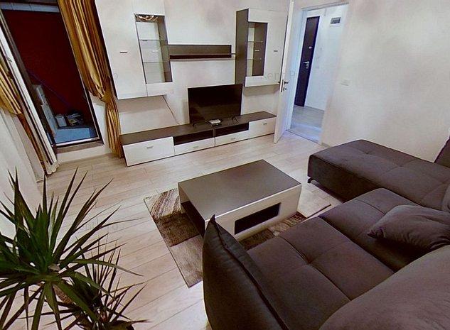 Garsoniera 40mp Lux 9Min Metrou Lujerului Plaza Residence Timisoara - imaginea 1
