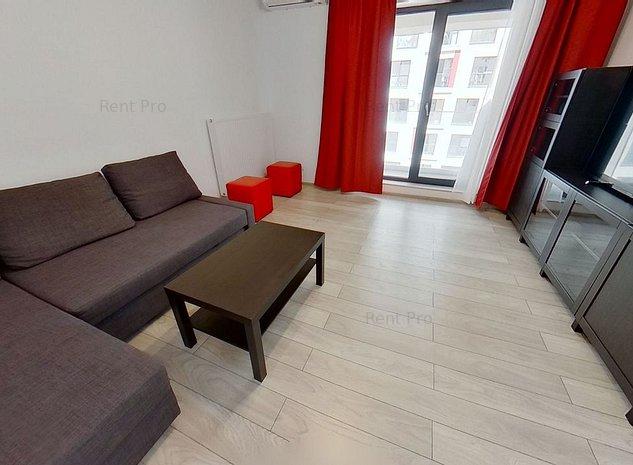 3 Camere 70mp Parcare 9Min Metrou Lujerului Plaza Residence Timisoara - imaginea 1