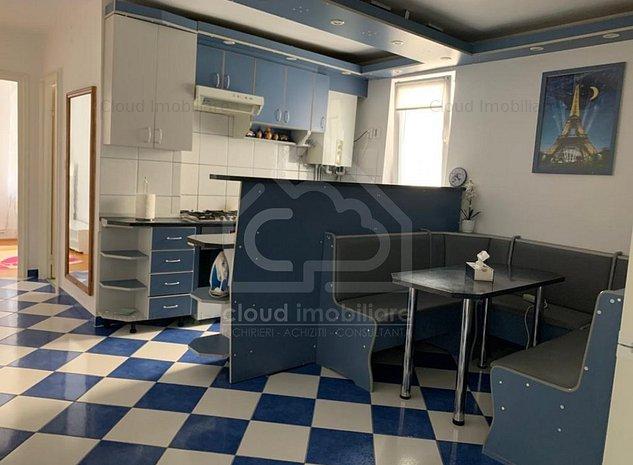 Apartament 3 camere decomandat 70 MP str. Magurei - imaginea 1