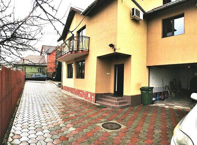 Casa 6 camere, 160 mp, garaj, zona stadion CFR - imaginea 1