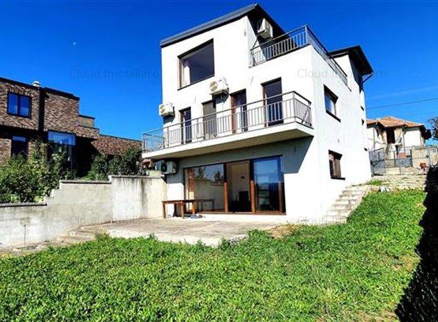 Casa 6 camere, 250 mp, curte, 500 mp, zona Dambu Rotund - imaginea 1
