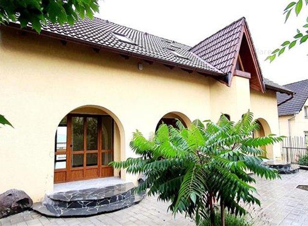 Casa 5 camere, 250 mp, curte 150 mp, parcare, str. C. Nottara - imaginea 1