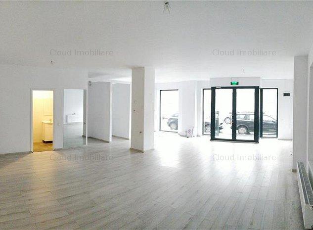 Spatiu comercial in CF, 115 mp, parcare, vitrina la strada, zona Centrala - imaginea 1