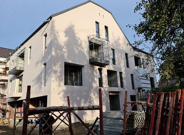 Apartament 3 camere tip duplex, strada Avram Iancu 55, A15 - imaginea 1