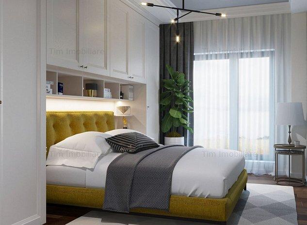 Apartamente cu doua camere, nou, decomandat, suprafata utila totala 69.46 mp - imaginea 1