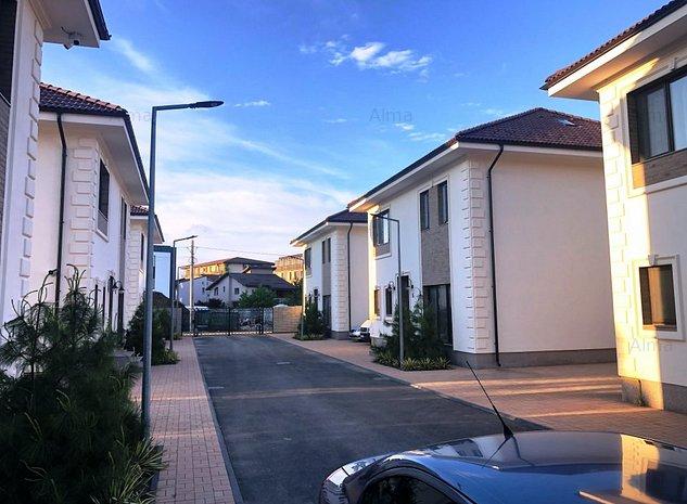 ALMA GARDENS OTOPENI - vile cu stil gata finalizate - imaginea 1