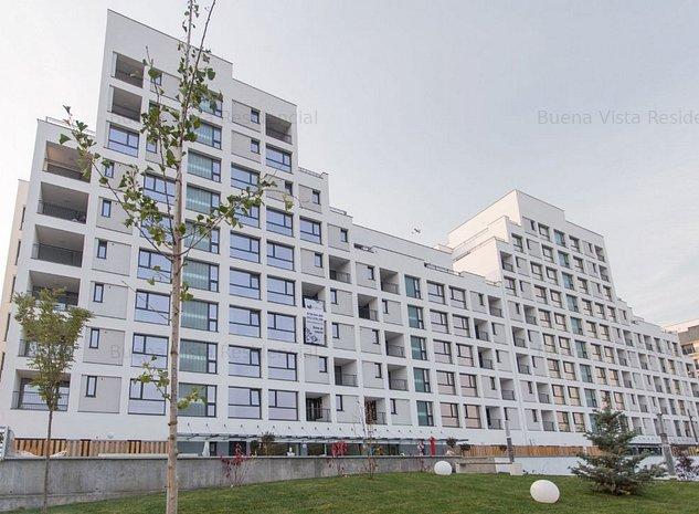 Apartament tip duplex 4 camere cu scara interioara in zona Baneasa - imaginea 1