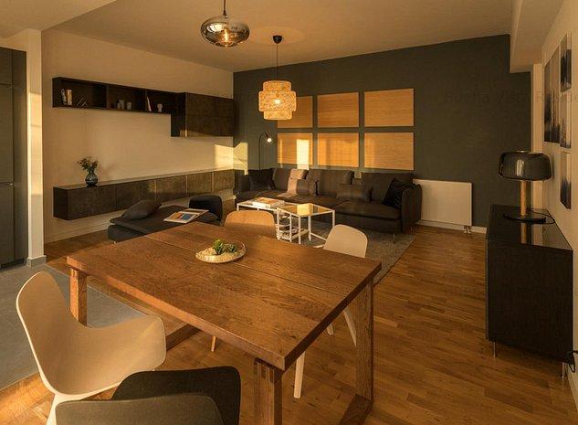 Apartament 3 camere - Baneasa - Iancu Nicolae - imaginea 1
