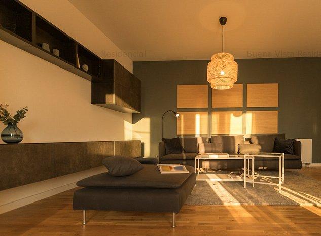 Apartament spatios cu 3 camere in zona Pipera - imaginea 1