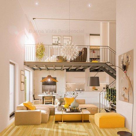 Apartament 2 camere si gradina privata - Baneasa - Iancu Nicolae - imaginea 1