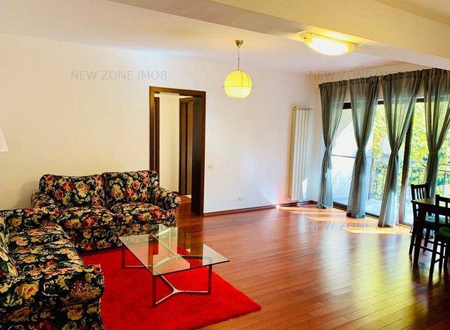 Inchiriere apartament 2 camere Baneasa - Liceul Francez - imaginea 1