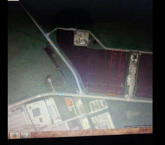 Teren intravilan de vanzare zona industriala - Parcul industrial Vest  - imaginea 1