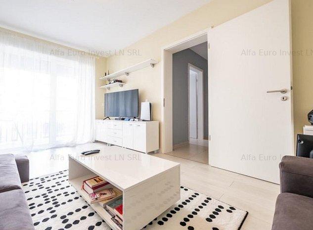 Alfa Invest inchiriaza apartament 2 camere Tractorul langa Coresi - imaginea 1