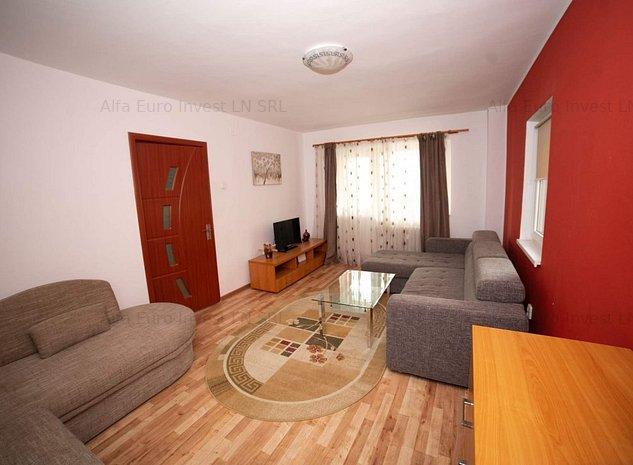 Toamnei, 2 camere decomandate, etaj 1,mobilat si utilat, 500euro! - imaginea 1