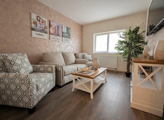 Apartament 2 camere spatios - zona linistita langa Metrou - imaginea 1