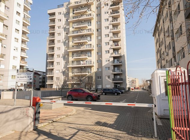 Ansamblu rezidential nou - acces securizat, apartament cu 3 camere decomandat - imaginea 1