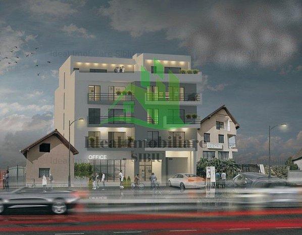 Apartament cu 2 camere pe Soseaua Alba Iulia- Comision % - imaginea 1