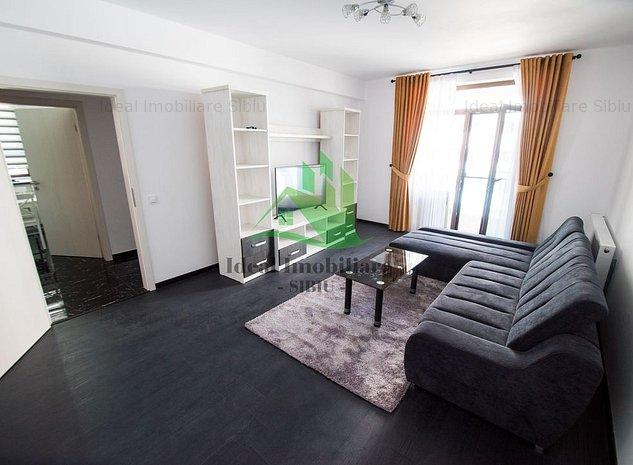 Apartament 2 camere LUX de inchiriat- Zona Doamna Stanca - imaginea 1