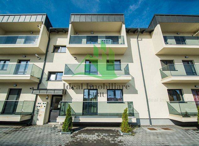 Apartament cu 3 camere si balcon in zona Dedeman - imaginea 1