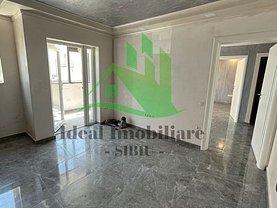 Apartament de vânzare sau de închiriat 3 camere, în Cisnădie, zona Sud-Est