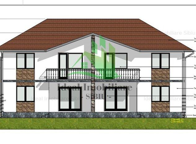 Casa tip Duplex in Calea Cisnadiei - imaginea 1