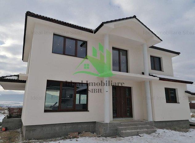 Casa Deosebita langa Padurea Dumbrava- Comision 0% - imaginea 1