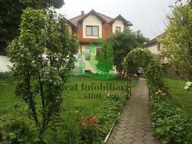 Casa de vânzare 6 camere, în Sibiu, zona Ştrand