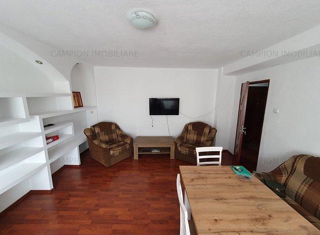 Inchiriere apartament 3 camere, decomandat, confort 1, Targoviste - imaginea 1