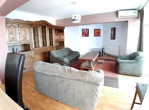 Inchiriere apartament, 5 camere, ultracentral, Targoviste - imaginea 1