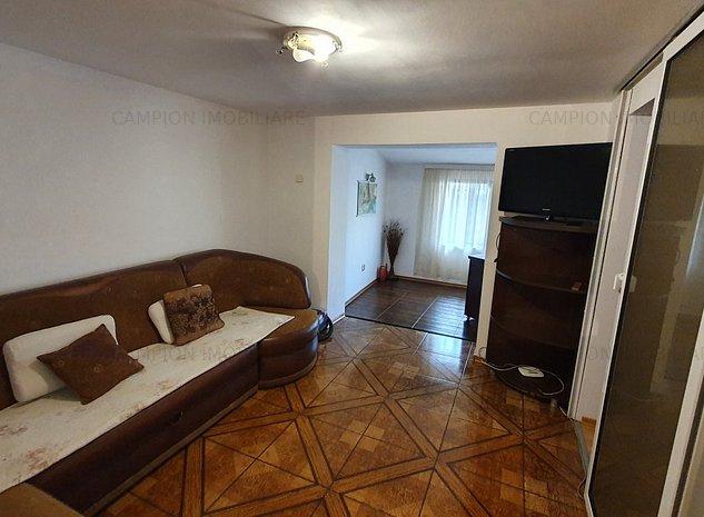 Inchiriere apartament 3 camere, micro 6, Targoviste - imaginea 1