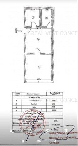 Apartament 2 camere cu gradina de 80mp Vârteju - imaginea 1