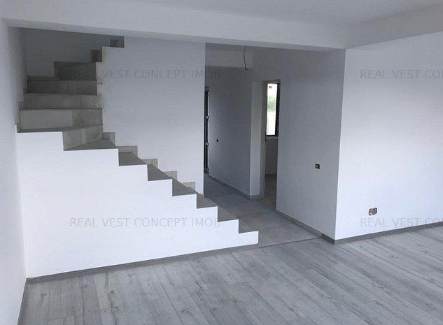 Duplex 4 camere, 3 bai, gata de mutat, incalzire in pardoseala Maracineni - imaginea 1
