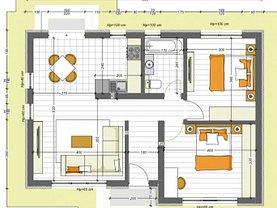 Casa de vânzare 3 camere, în Vârteju